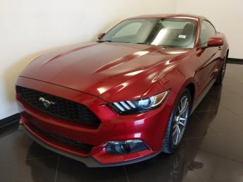 2017 Ford Mustang EcoBoost Premium - 1040205696