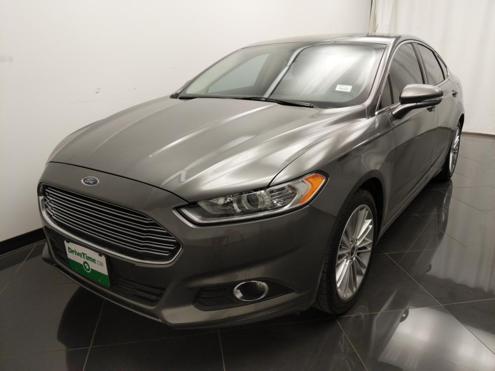 2014 Ford Fusion SE - 1040205730