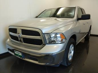 2017 Dodge Ram 1500 Quad Cab SLT 6.3 ft - 1040205735