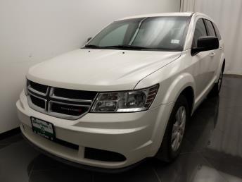 2013 Dodge Journey SE - 1040205767