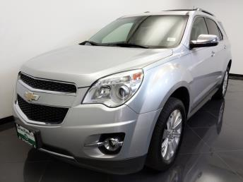 Used 2010 Chevrolet Equinox