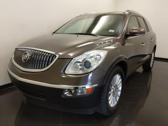 2012 Buick Enclave Leather - 1040205818
