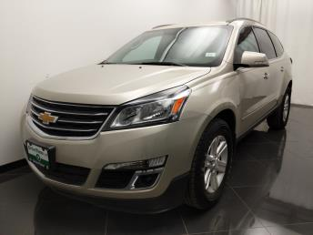 2014 Chevrolet Traverse LT - 1040205841