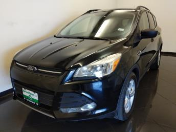 Used 2016 Ford Escape