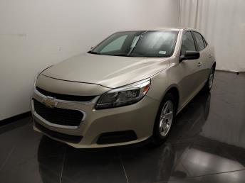 Used 2014 Chevrolet Malibu