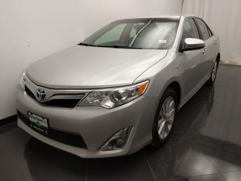 Used 2013 Toyota Camry