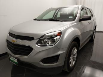 2016 Chevrolet Equinox LS - 1040206037