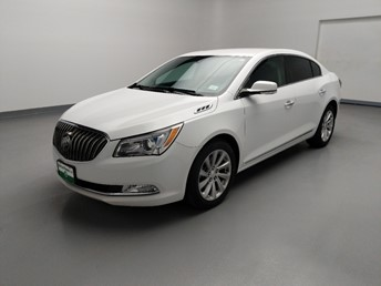 2016 Buick LaCrosse Leather - 1040206087