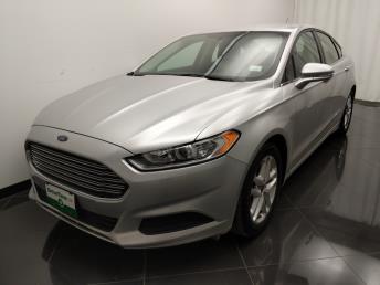 2015 Ford Fusion SE - 1040206217