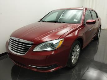 2014 Chrysler 200 LX - 1040206220