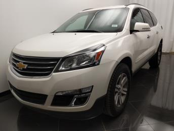 2015 Chevrolet Traverse LT - 1040206224
