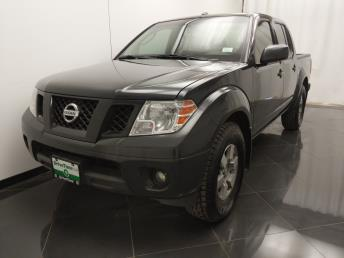 2011 Nissan Frontier Crew Cab PRO-4X 5 ft - 1040206249