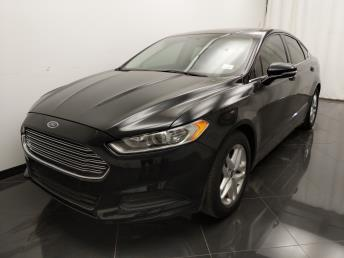 2014 Ford Fusion SE - 1040206296