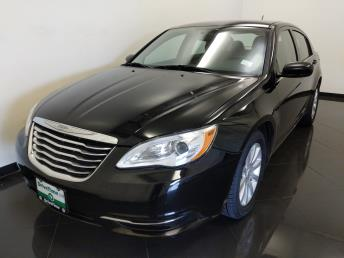 2014 Chrysler 200 Touring - 1040206304