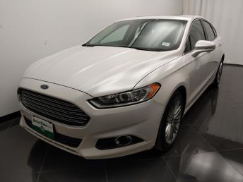 2013 Ford Fusion SE Hybrid - 1040206316