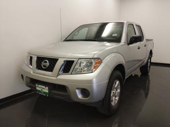 Used 2013 Nissan Frontier