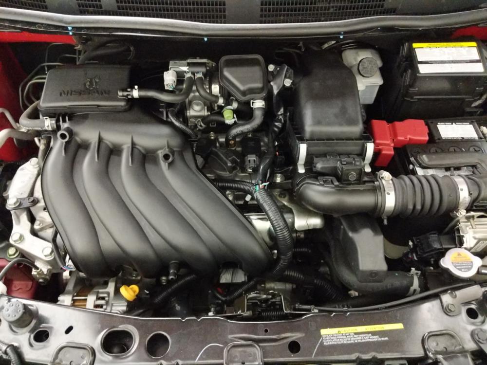 2016 Nissan Versa S Plus - 1040206351