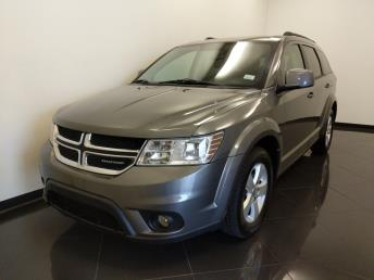 Used 2012 Dodge Journey