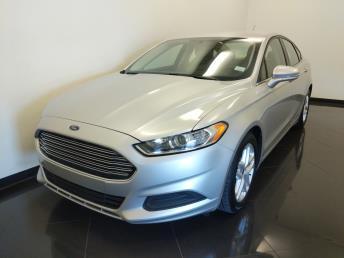 2016 Ford Fusion SE - 1040206361