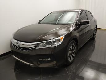 2016 Honda Accord EX-L - 1040206413
