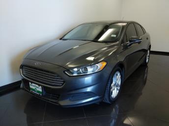 2016 Ford Fusion SE - 1040206488