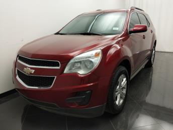 2011 Chevrolet Equinox LT - 1040206502
