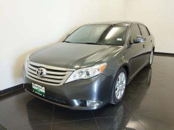 Used 2012 Toyota Avalon