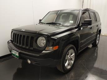 2013 Jeep Patriot Latitude - 1040206530