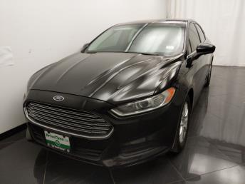 2015 Ford Fusion S - 1040206545
