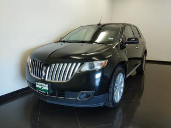2011 Lincoln MKX  - 1040206581