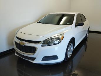 2016 Chevrolet Malibu Limited LS - 1040206592
