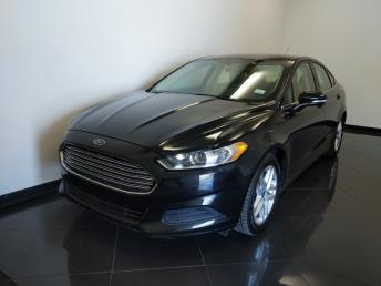 2015 Ford Fusion SE - 1040206607