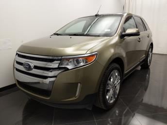 2012 Ford Edge Limited - 1040206610