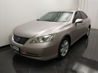 2008 Lexus ES 350  - 1040206641