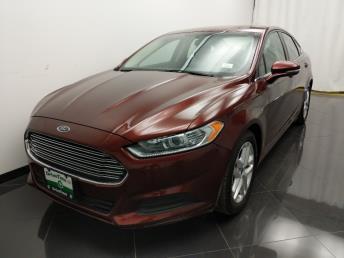 2015 Ford Fusion SE - 1040206665