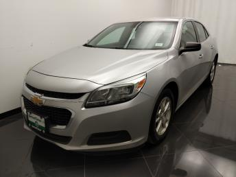 2014 Chevrolet Malibu LS - 1040206681