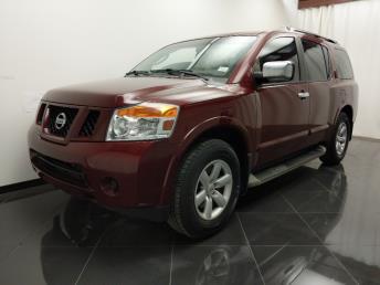 Used 2012 Nissan Armada