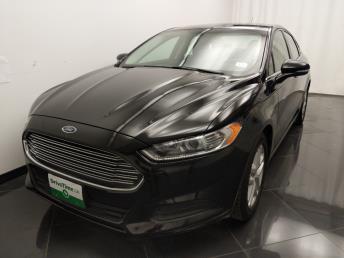 2015 Ford Fusion SE - 1040206726