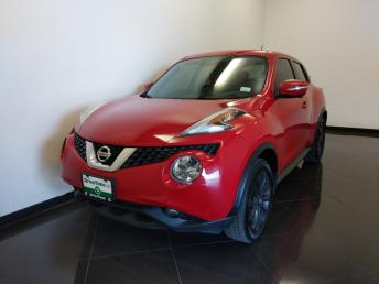 2015 Nissan JUKE SL - 1040206764