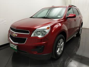 2014 Chevrolet Equinox LT - 1040206778