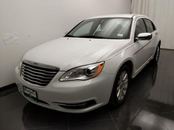 2013 Chrysler 200 Limited - 1040206803