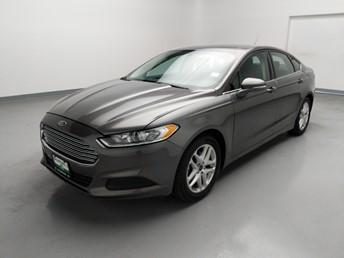 2014 Ford Fusion SE - 1040206868