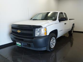 2012 Chevrolet Silverado 1500 Extended Cab Work Truck 6.5 ft - 1040206872