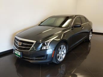 2015 Cadillac ATS 2.5L - 1040206903