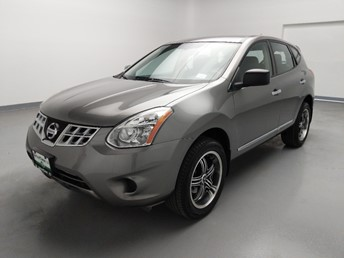 2012 Nissan Rogue S - 1040206959