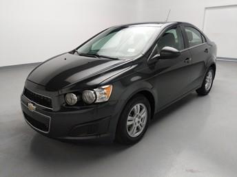 2015 Chevrolet Sonic LT - 1040206974