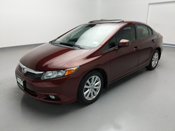 2012 Honda Civic EX - 1040207006