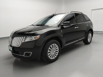 2013 Lincoln MKX  - 1040207014