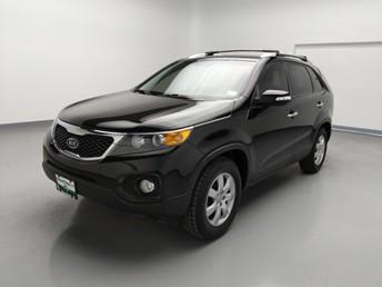 2012 Kia Sorento LX - 1040207024