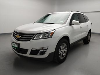 2016 Chevrolet Traverse LT - 1040207028